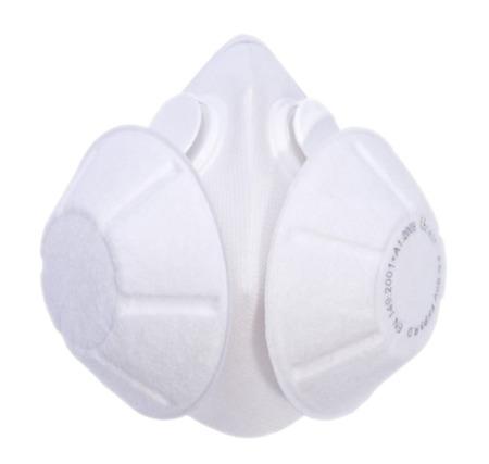 Maska przeciwsmogowa typu FS 80 V FFP3 R D