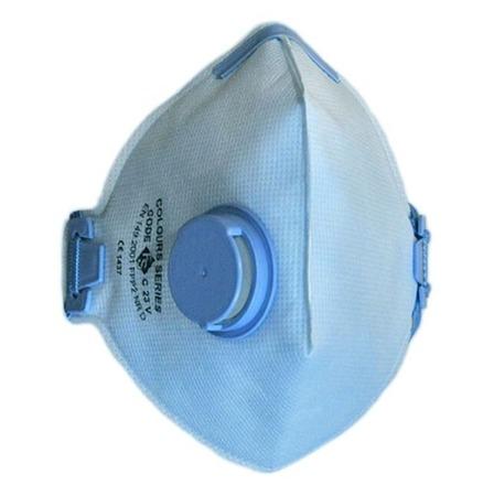 Maska przeciwsmogowa filtrująca C 23 V FFP2 NR D