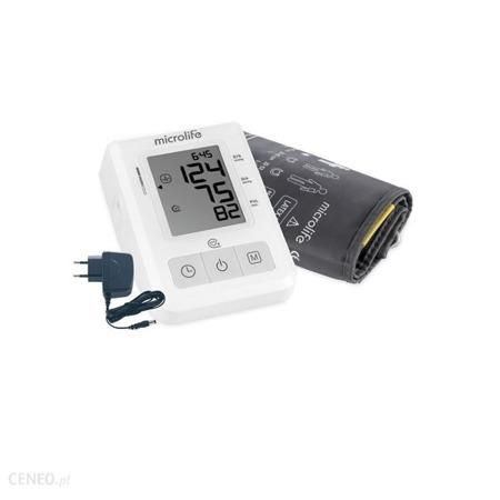 Microlife ciśnieniomierz automatyczny BP B2 Basic- zasilacz gratis