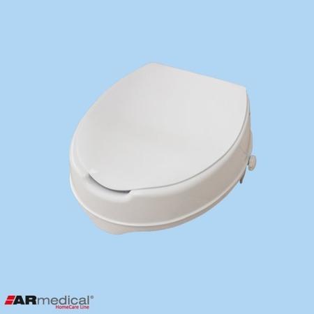 Nakładka toaletowa z klapą wys. 10cm